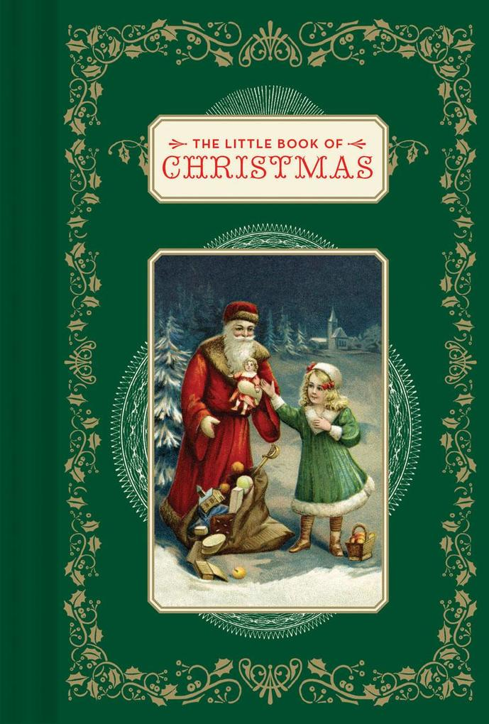 The Little Book of Christmas als Buch von