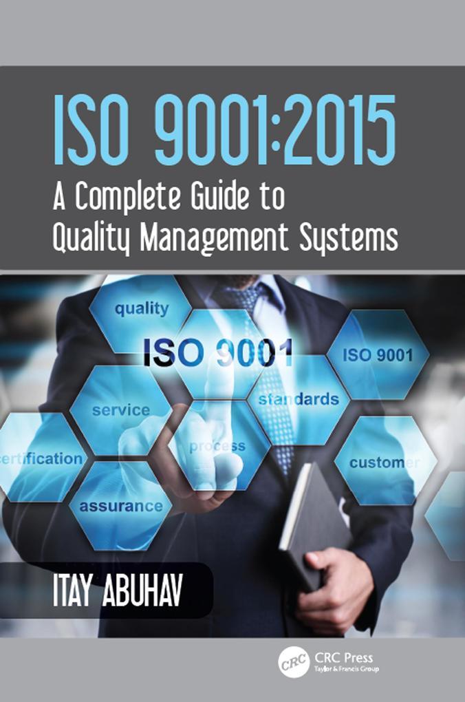 ISO 9001 als eBook Download von Itay Abuhav