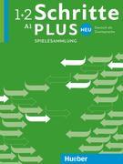 Schritte plus Neu 1+2. Deutsch als Zweitsprache. Spielesammlung