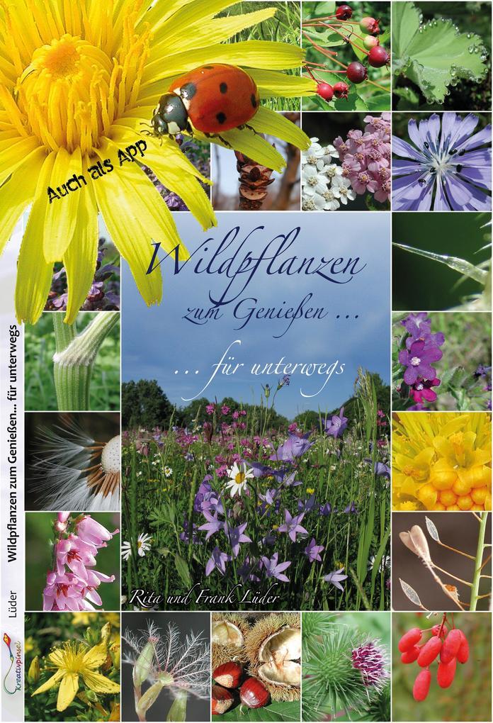 Wildpflanzen zum Genießen... als Buch