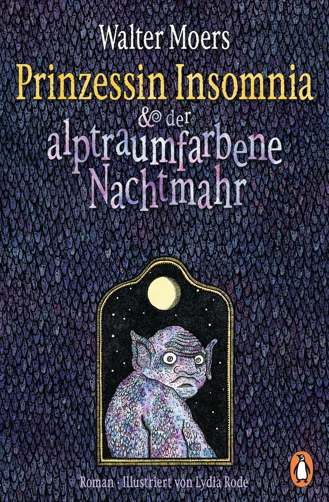 Prinzessin Insomnia & der alptraumfarbene Nachtmahr als eBook