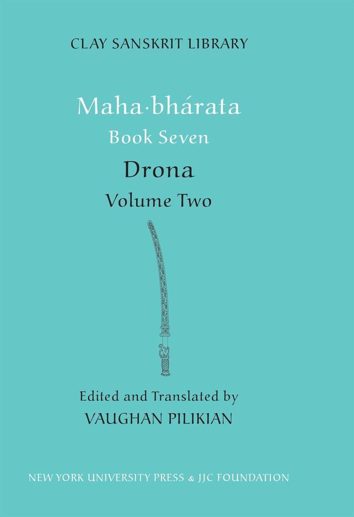 Mahabharata Book Seven (Volume 2) als eBook Dow...