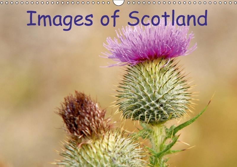 Images of Scotland (Wall Calendar 2018 DIN A3 L...