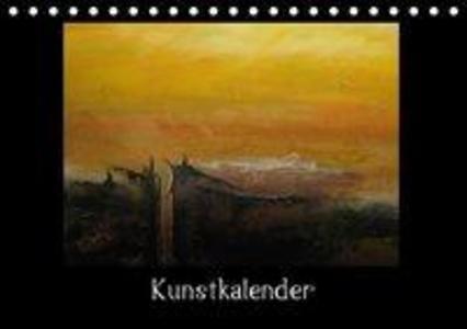 Kunstkalender von Michaela Nagel (Tischkalender...