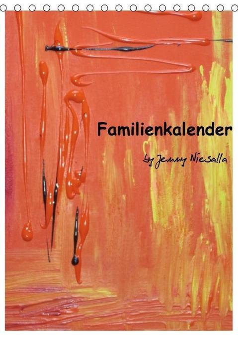 Familienkalender (Tischkalender 2018 DIN A5 hoch)