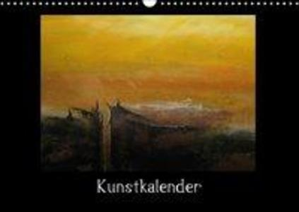 Kunstkalender von Michaela Nagel (Wandkalender ...