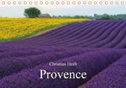 Provence von Christian Heeb (Tischkalender 2018 DIN A5 quer)