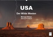 USA - Der Wilde Westen (Wandkalender 2018 DIN A2 quer)
