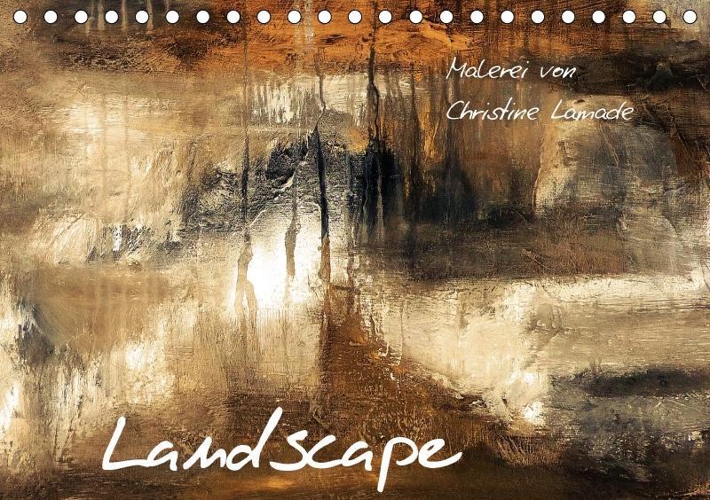 Landscape (Tischkalender 2018 DIN A5 quer)