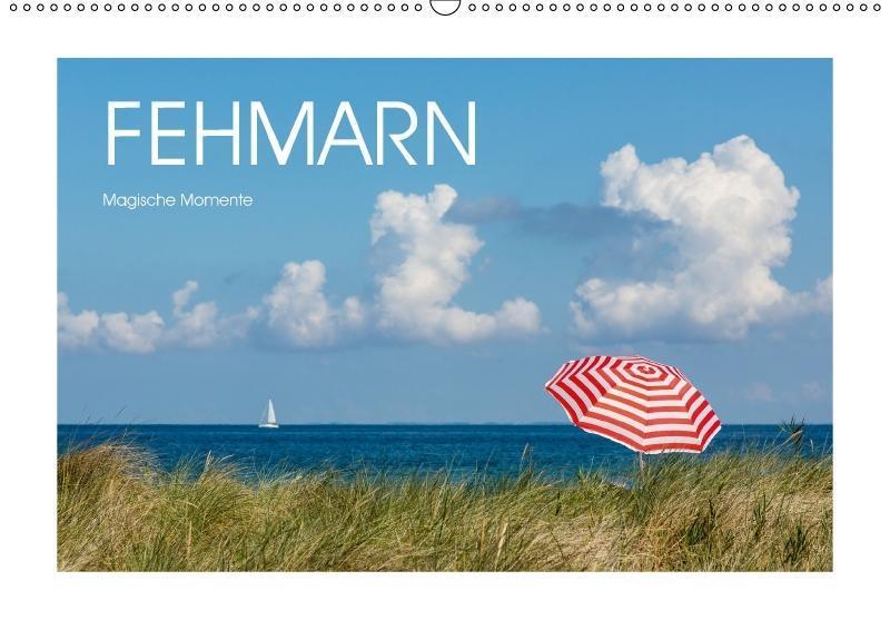 FEHMARN - Magische Momente (Wandkalender 2018 D...