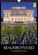 Braunschweig im schönsten Licht (Wandkalender 2018 DIN A4 hoch)