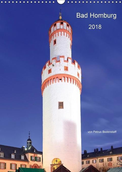 Bad Homburg 2018 von Petrus Bodenstaff (Wandkal...