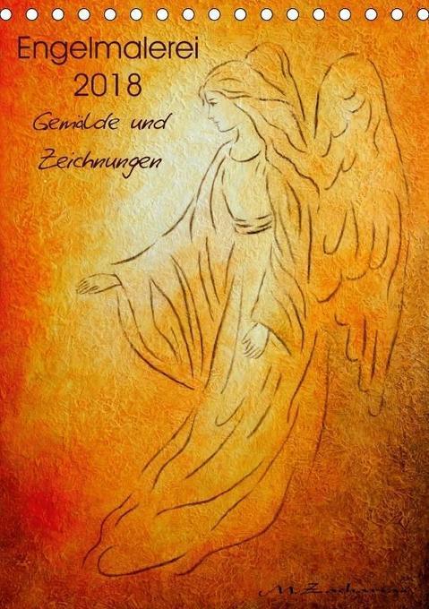 Engelmalerei 2018 Gemälde und Zeichnungen (Tisc...