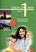 Green Line New 1. Trainingsbuch Schulaufgaben, Heft mit Audio-CD. Bayern