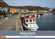 Helgoland - idyllische Nordseeinsel (Tischkalender 2018 DIN A5 quer)