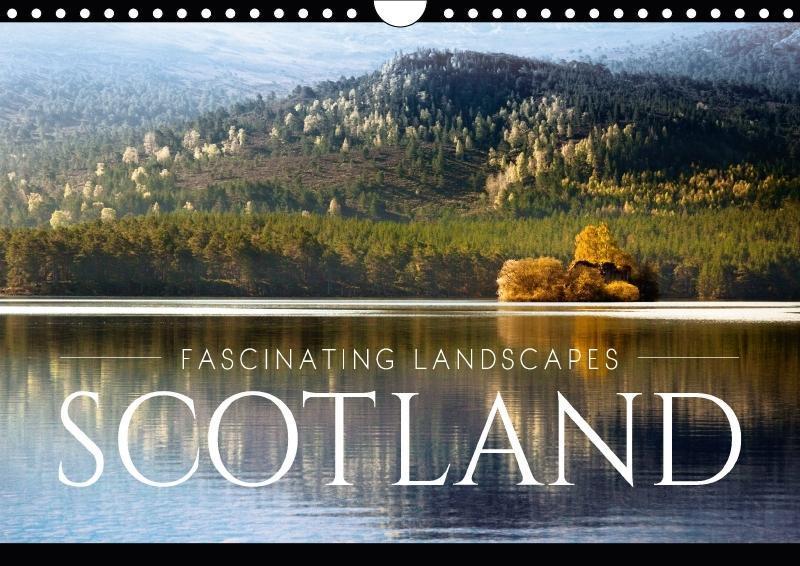 FASCINATING LANDSCAPES SCOTLAND (Wall Calendar ...