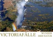 VICTORIAFÄLLE Wunder der Natur (Wandkalender 2018 DIN A4 quer)