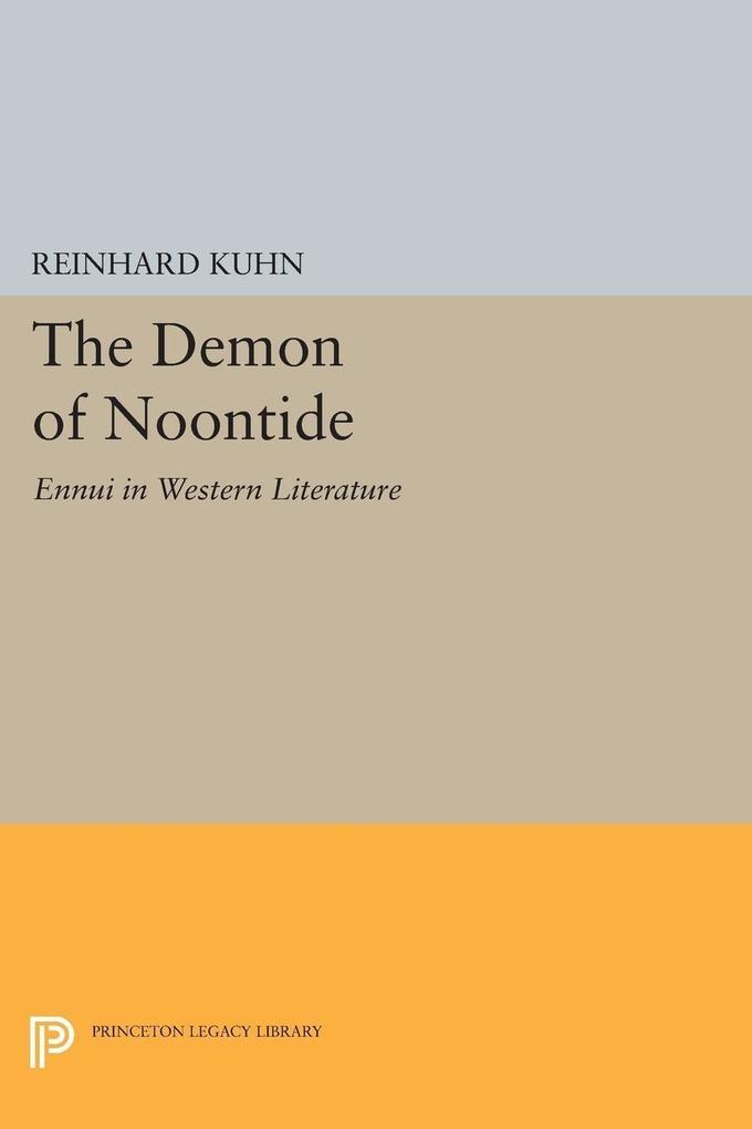 Demon of Noontide als eBook Download von Reinha...