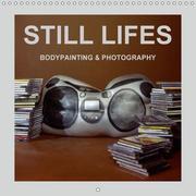 STILL LIFES BODYPAINTING & PHOTOGRAPHY (Wall Calendar 2018 300 × 300 mm Square) Dieser erfolgreiche Kalender wurde dieses Jahr mit gleichen Bildern und aktualisiertem Kalendarium wiederveröffentlicht.