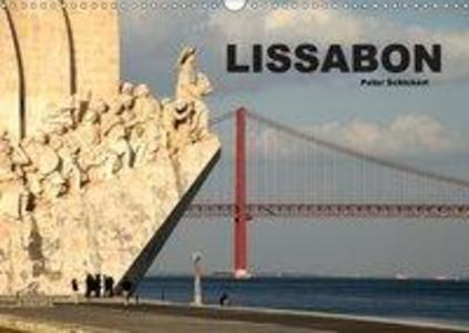 Lissabon - Portugal (Wandkalender 2018 DIN A3 q...