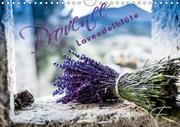Provence - Lavendelblüte (Wandkalender 2018 DIN A4 quer)