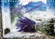 Provence - Lavendelblüte (Tischkalender 2018 DIN A5 quer)