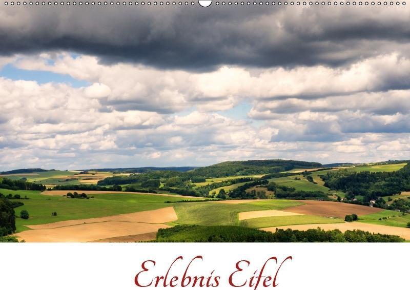 Erlebnis Eifel (Wandkalender 2018 DIN A2 quer)