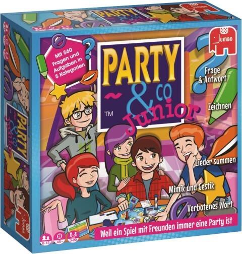 Party & Co. Junior als Spielwaren