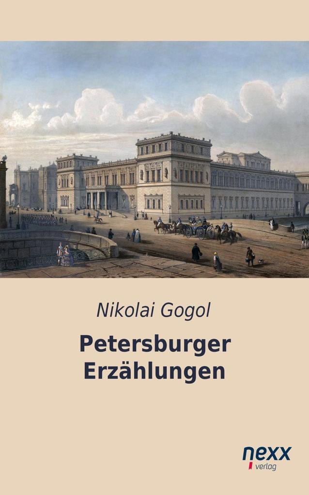 Petersburger Erzählungen als eBook