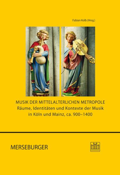 Musik der mittelalterlichen Metropole als Buch von