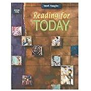 Steck-Vaughn Reading for Today: Student Workbook #5