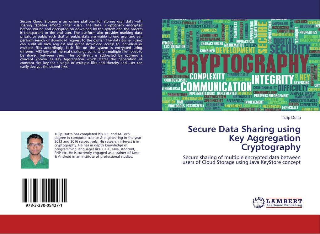 Secure Data Sharing using Key Aggregation Crypt...