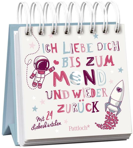 Wunderbar Ich Liebe Dich Bis Zum Mond Galerie Von Und Wieder Zurück Als Buch