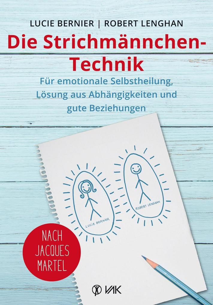 Die Strichmännchen-Technik als Buch
