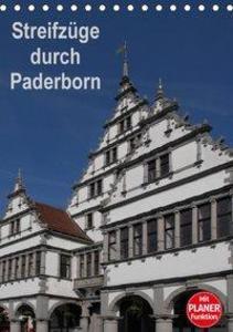 Streifzüge durch Paderborn (Tischkalender 2018 ...