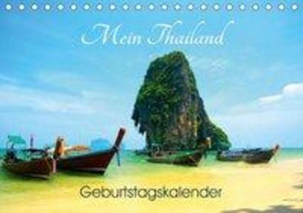 Mein Thailand - Geburtstagskalender (Tischkalen...