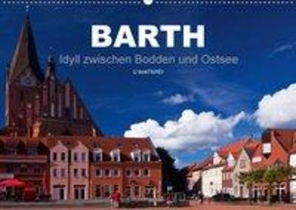 Barth - Idyll zwischen Bodden und Ostsee (Wandk...