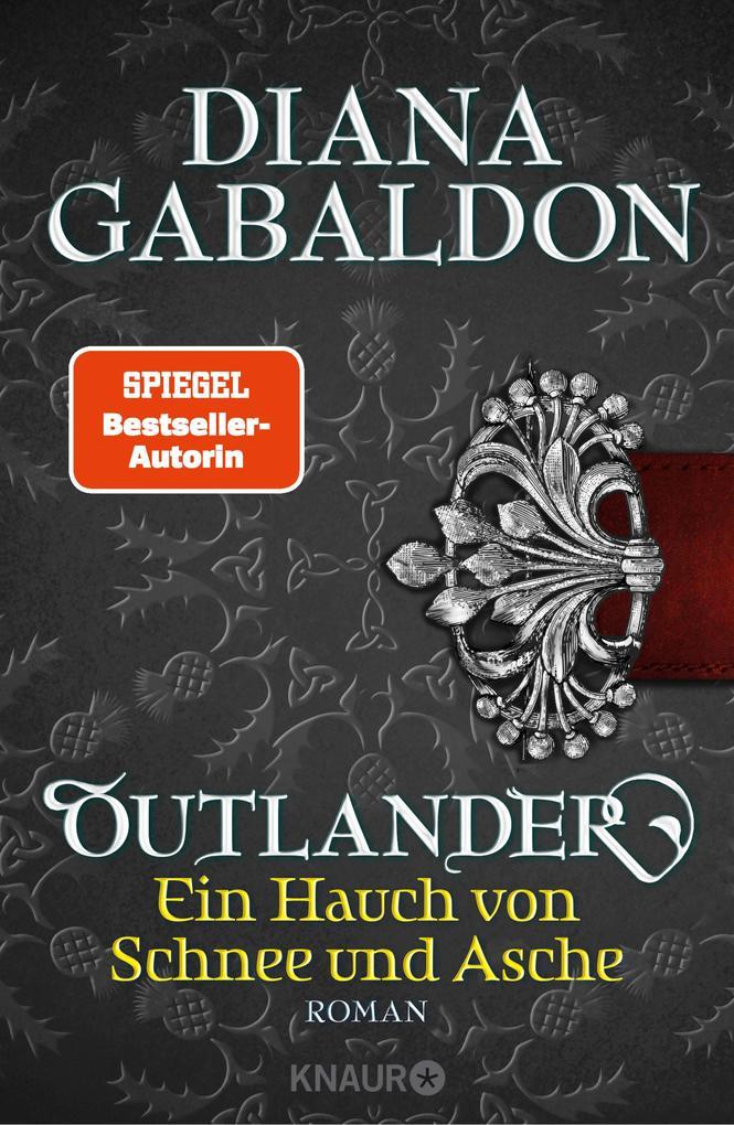 Outlander - Ein Hauch von Schnee und Asche als eBook
