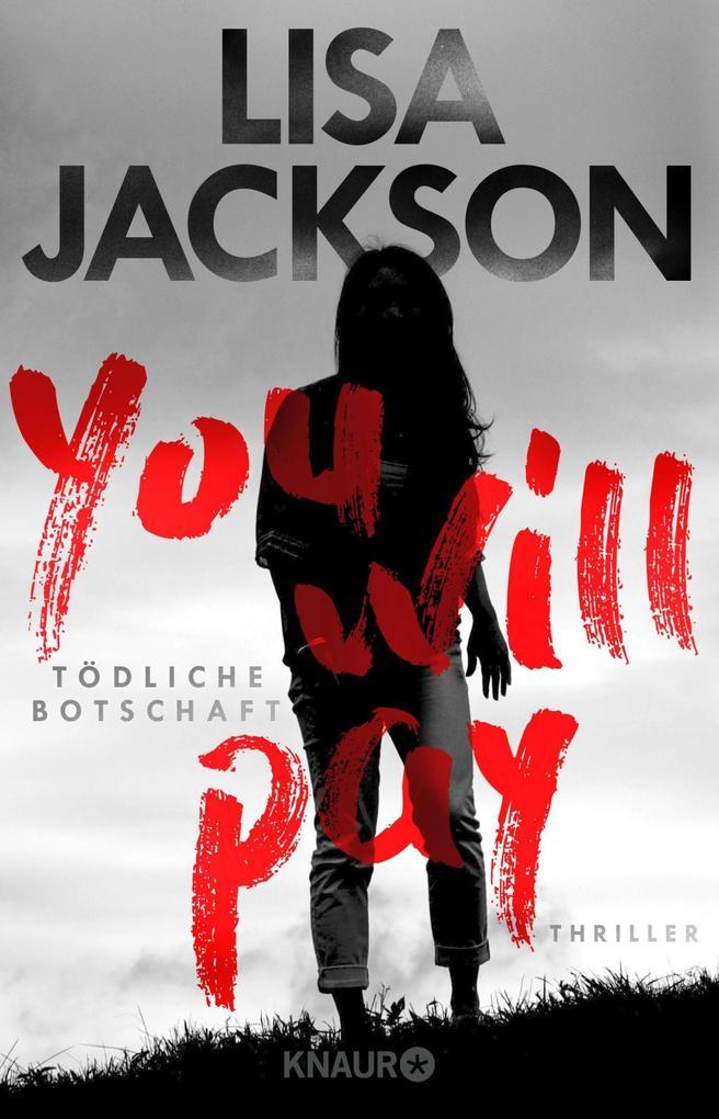You will pay - Tödliche Botschaft als Buch