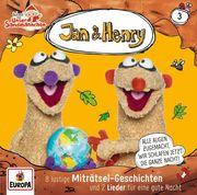 Jan & Henry 03. 8 Rätsel und 2 Lieder
