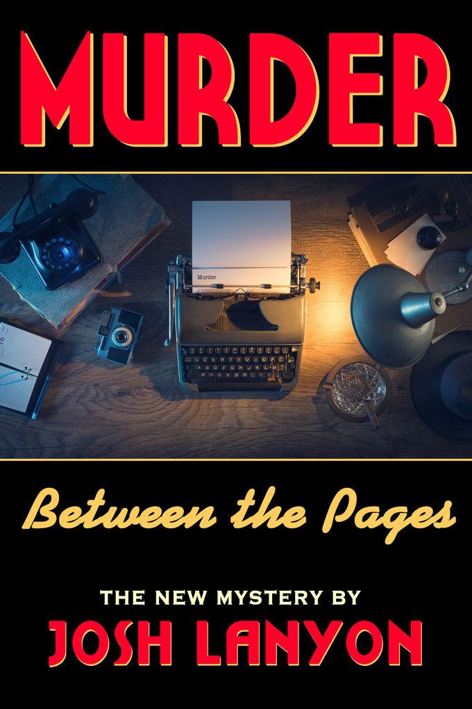 Murder Between the Pages als eBook Download von