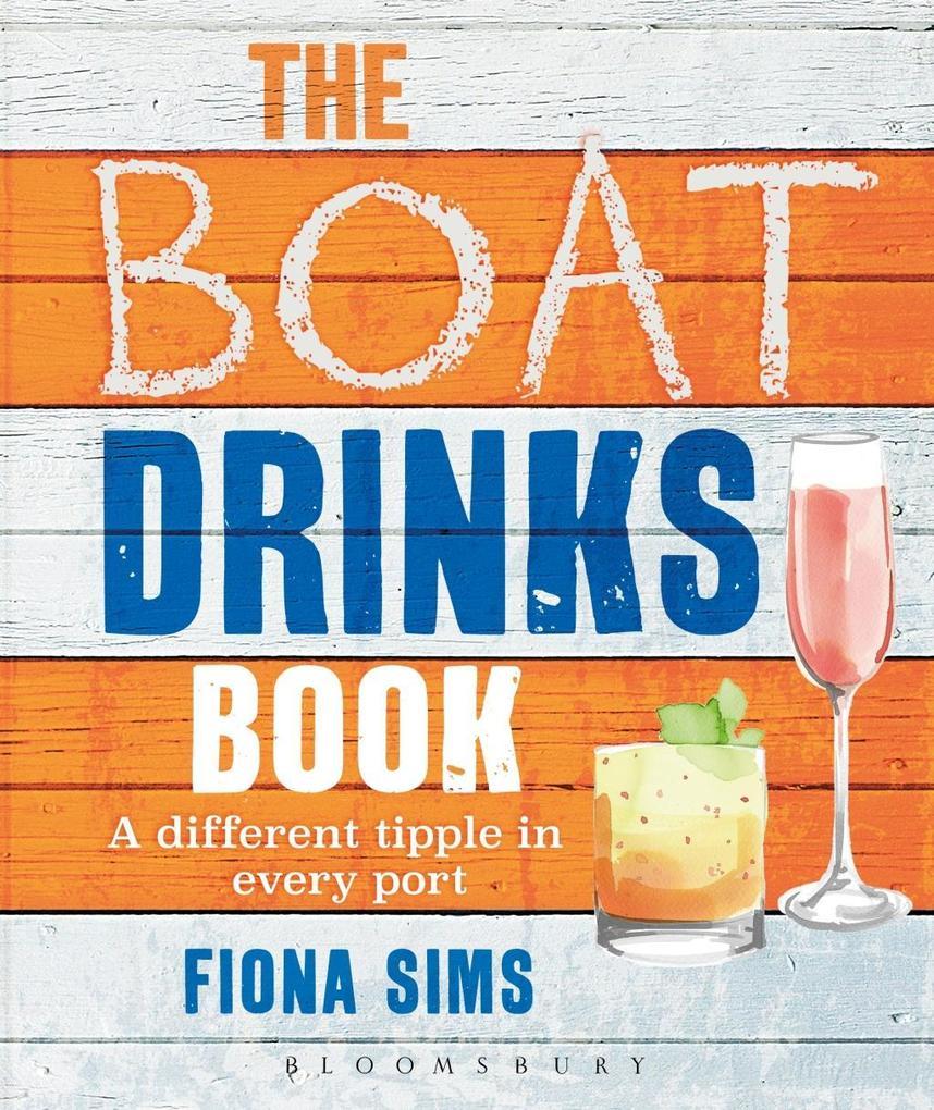 Boat Drinks Book als eBook Download von Fiona Sims