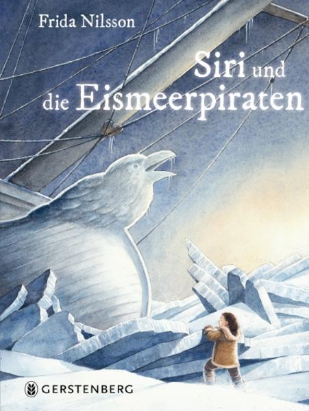 Siri und die Eismeerpiraten als Buch
