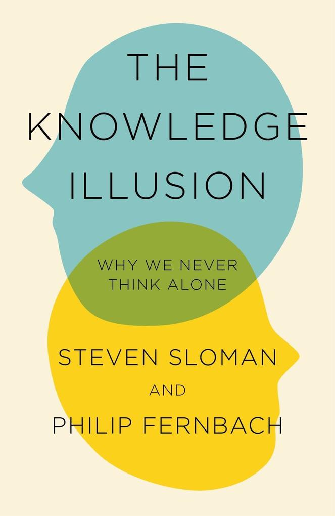 The Knowledge Illusion als eBook