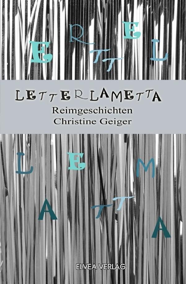 Letterlametta als Buch