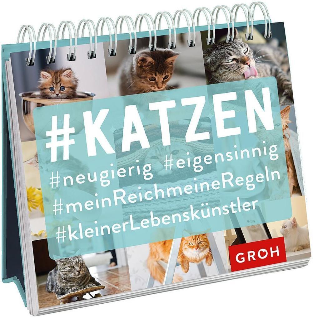 #Katzen als Buch von