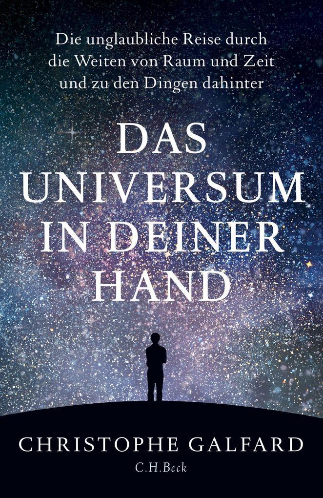 Das Universum in deiner Hand als Buch