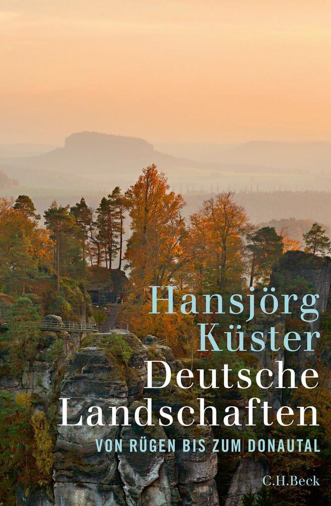 Deutsche Landschaften als Buch
