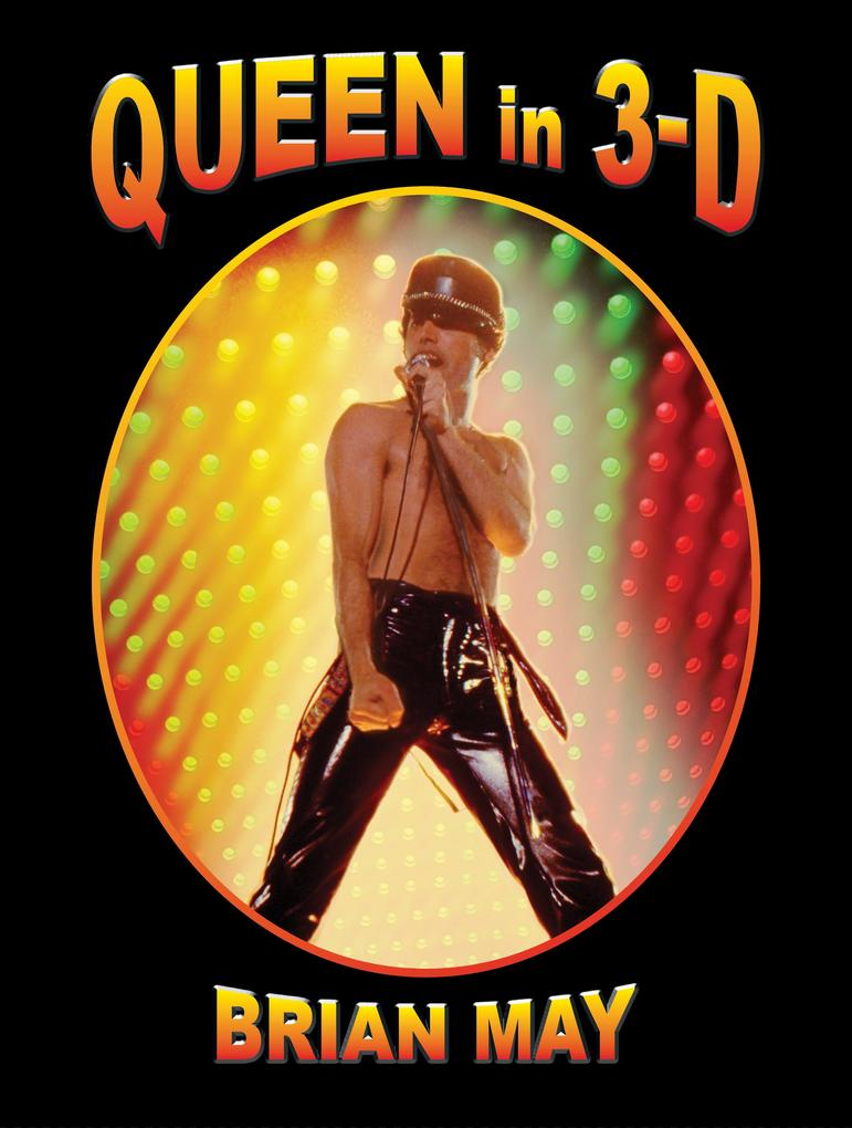 Queen In 3D als Buch