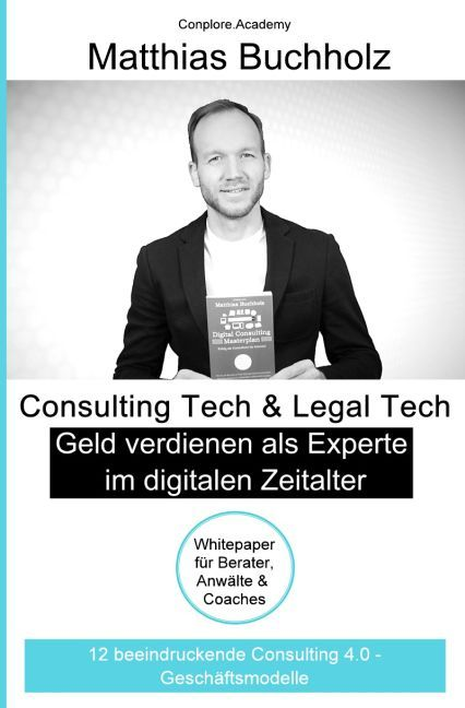 Consulting Tech & Legal Tech - Geld verdienen a...